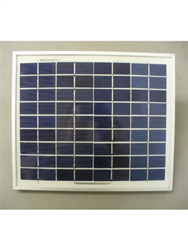 Solar Panel For Sun Mar Composting Toilets 10 Watt