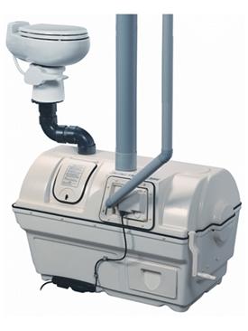 Sun Mar Centrex 2000 Ac Dc Compost Toilets Composting