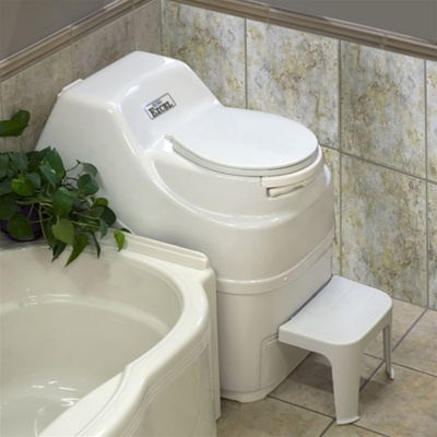 Sun Mar Excel Waterless Composting Toilet Free Shipping